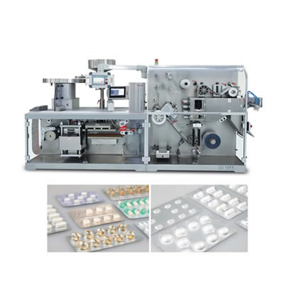 High-speed Blister Packing Machine
