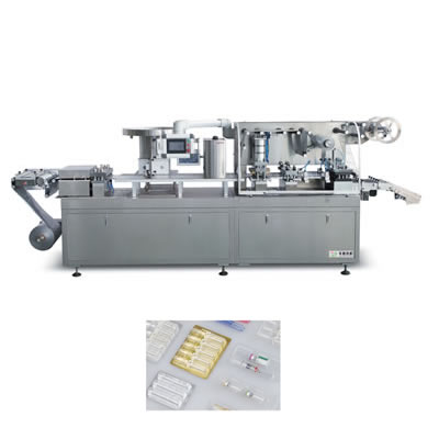 Flat-plate Automatic Blister Packing Machine